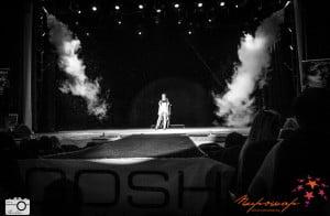 """Организация спецэффектов на конкурсе """"Мистер Гомель — 2013"""""""