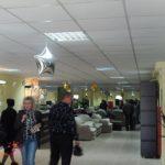 Открытие фирменного магазина ЗАО Пинскдрев