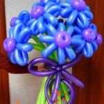 Букет из воздушных шаров №54