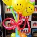 Букет из воздушных шаров №55