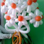 Букет из воздушных шаров №56