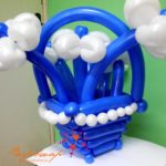 Букет из воздушных шаров №57
