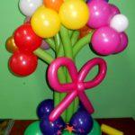 Букет из воздушных шаровБукет из воздушных шаров