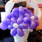 Букет из воздушных шаров №73