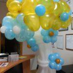 Букет из воздушных шаров