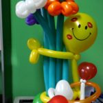 Букет из воздушных шаров №58