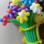 Букет из воздушных шаров №34