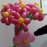 Букет из воздушных шаров №8