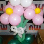 Букет из воздушных шаров №12