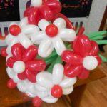 Букет из воздушных шаров №14