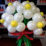 Букет из воздушных шаров №36