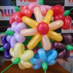 Букет из воздушных шаров №48
