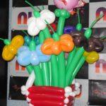 Букет из воздушных шаров №38