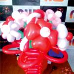 Букет из воздушных шаров №40