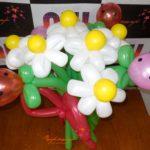 Букет из воздушных шаров №43