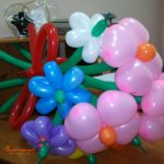 Букет из воздушных шаров №6
