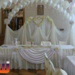 Украшение свадьбы №34