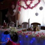 Украшение свадьбы №51