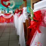 Украшение свадьбы №55
