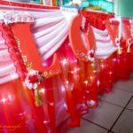 Украшение свадьбы №56