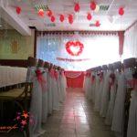 Украшение свадьбы №59