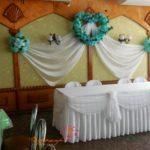 Украшение свадьбы №21