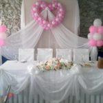 Украшение свадьбы №26