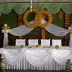 Украшение свадьбы №27