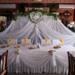 Украшение свадьбы №24