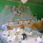 Украшение свадьбы №28