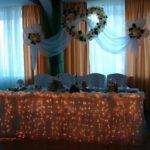 Украшение свадьбы №33