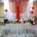 Украшение свадьбы №3