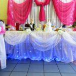 Украшение свадьбы №12