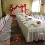 Украшение свадьбы №23