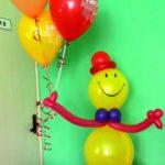 Человечек из воздушных шариков