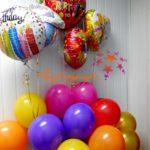 Гелиевый шар на День рождения