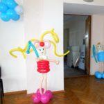 1 сентября воздушные шары