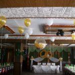 Оформление свадеб №5