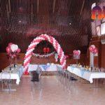 Оформление свадеб №7