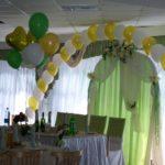 Оформление свадеб №84