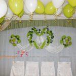 Оформление свадеб №86