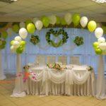 Оформление свадеб №85