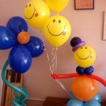Оформление детского праздника №109