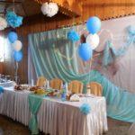 Оформление свадеб №18