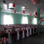 Оформление свадеб №102