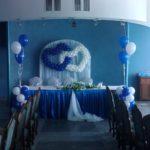 Оформление свадеб №30