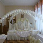 Оформление свадеб №104