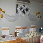 Оформление свадеб №44