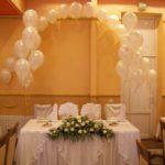 Оформление свадеб №62