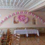 Оформление свадеб №65